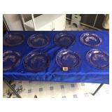 8 Depression plates