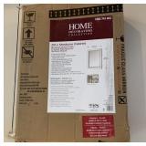 """Home Decorators 20"""" Framed Medicine Cabinet"""