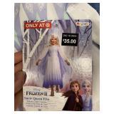 Size 7-8 Elsa Costume