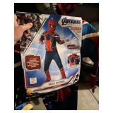 Child 8-10 Spider Man Costume.