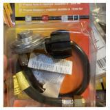 Propane hose and Regulator Assembly W/Acme Nut