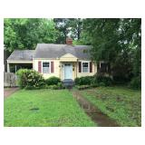 House with a detached garage.  Great investment property!!