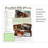 2 Night Stay at Grundstad Hills Getaway in Lead SD