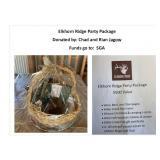 Elkhorn Ridge Party Package - Black Hills near
