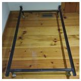 Metal Twin Black Bed Frame