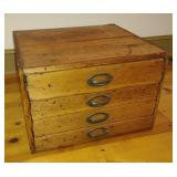 Antique Chest of Drawers / Tool Chest