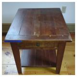 Mission Style Night stand / Table w. Drawer - B