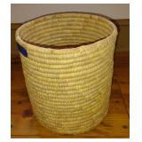 Round Weaved Basket