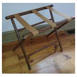 Vintage Luggage / Suitcase Stand