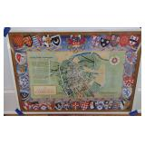 Printed Map of Cambridge
