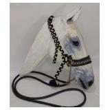 Horse Head Bridle Display