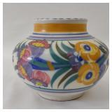 Poole England Pottery Bowl