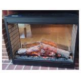 Dimplex Electric Firebox Fireplace / Air Heater