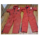 2 Mullions X3S Thermotic Flotation Suits