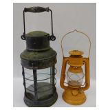 2 Old Lanterns