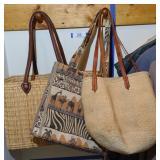 3 Handbags / Purses