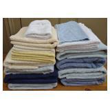 Assortment of Bath Towels