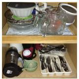 Flatware, Measuring Cups, Thermoses, & more