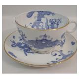 Royal Worcester Oversized Breakfast Cup & Saucer