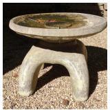 Cement / Stone Bird Bath