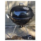 Weber Charcoal Grill w/ Accessories