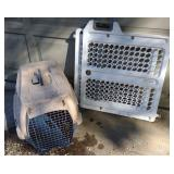 Safety Gate & Pet Carrier