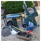 Lot of Gardening Items & Accessories