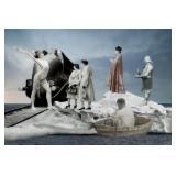 11) Nadia - 60 X 40 Surreal Artwork: LE, Signed &