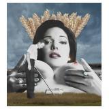 14) Harvest Festival - 55 X 48 Surreal Artwork: LE
