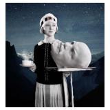 17) Every Woman Kills...45 X 50 Surreal Artwork: L