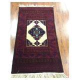 Antique Persian Baluch Runner #359