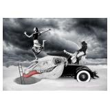 26) Before I Disappear - 60 X 40 Surreal Artwork: