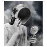 29) Fear of Fear - 67 X 55 Surreal Artwork: LE, Si