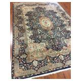 """Fine Chimo Rug with Persian Design 9.9"""" x 6.7"""" #"""