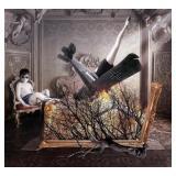 31) Still Life - 50 X 45 Surreal Artwork: LE, Sign