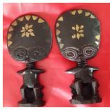 Vintage African Ashanti Dolls