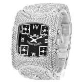 Rare Chris Aire Diamond Watch 18.00 carats