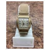 Vintage Benrus 10K Gold Ladies Watch