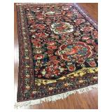 Persian Bakhtiari Rug 11.0 x 7.5 #611