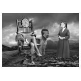 48) The Whore of Babylon - 60 X 40 Surreal Artwork