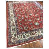 Persian Rug 12.1 x 8.8 #601