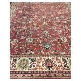 Persian Rug 13.6 x 10.4 #597