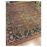 Persian Rug 14.30 x 8.10 #610