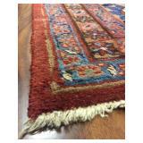 Persian Tabriz Rug 14.7 x 11.5 #612