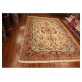 Persian Tabriz10.1 x 6.6 Wool n Silk,
