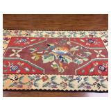 Vintage Hand Woven Arabian Kilim (Free Fedx) #939