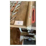 Rigid model TS2424 1, table saw, runs as should