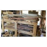Misc Lumber Pile