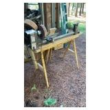 Foremost 5 Speed Wood Lathe Model 0126