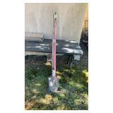 Square Head Shovel RoundTip Shovel Rake